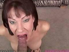 Older Hooker Vanessa Videl Is Good At Oral 2